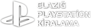 Elazığ Playstation Kiralama